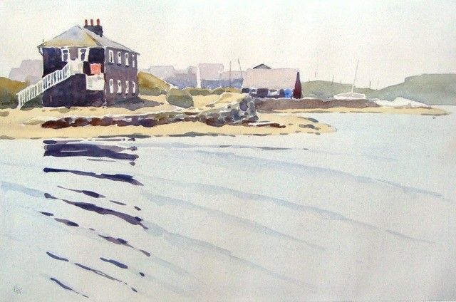 Paint Chichester Harbour Scenes & Nearby Countyside